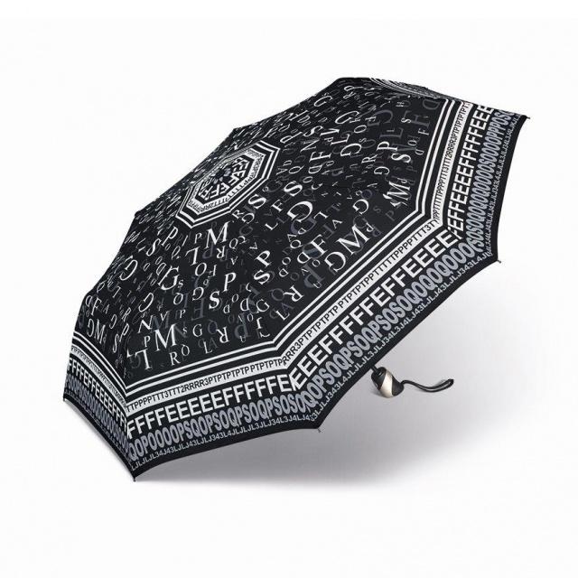 Umbrelă automată Happy Rain Letters