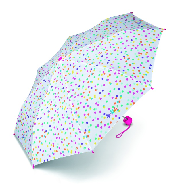 Umbrelă mini Esprit Colored Dots