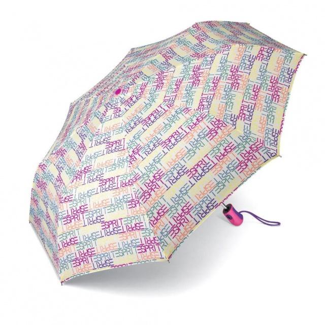 Umbrelă automată Esprit Letterdance