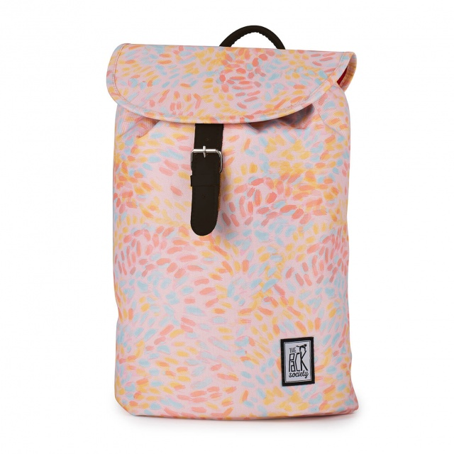 Rucsac mic The Pack Society Multicolor Brush