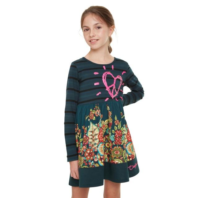 Rochie pentru fetițe Desigual Physalis :: 05/06