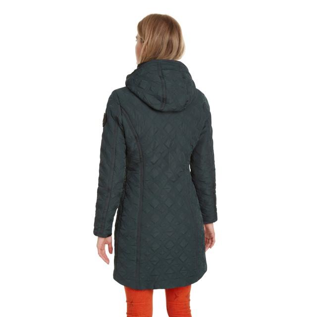 Geacă pentru femei Desigual Padded Leicester smarald :: 42