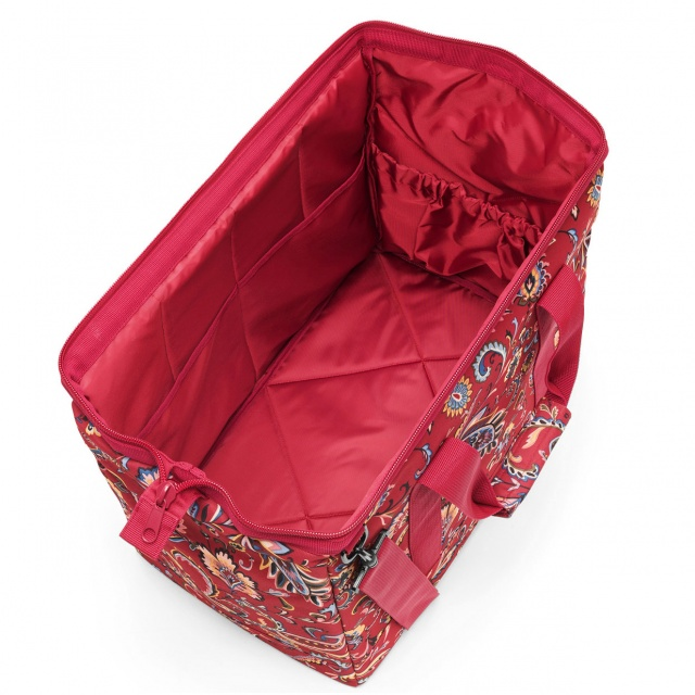 Geantă de voiaj Reisenthel Paisley Ruby L