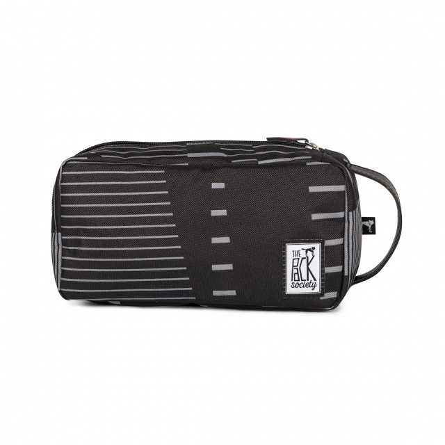 Geantă cosmetică The Pack Society Black Stripe