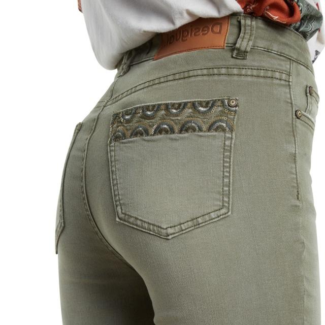 Pantaloni Desigual Oneil :: 36