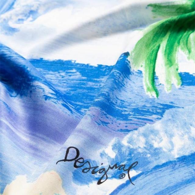 Batic Desigual Landscape Ocean