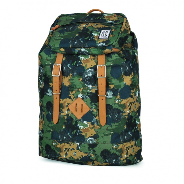 Rucsac mare The Pack Society Green Camo