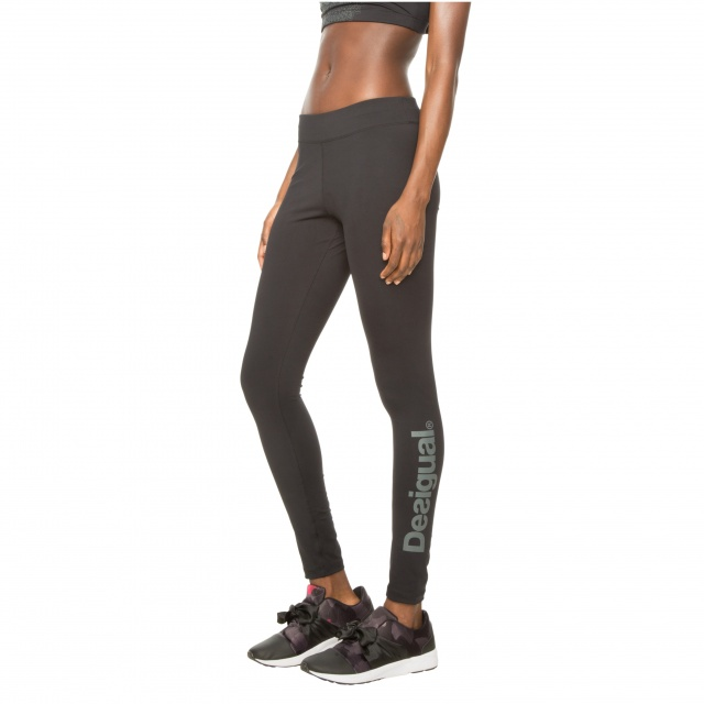 Leggings Desigual Essentials Compresson :: L