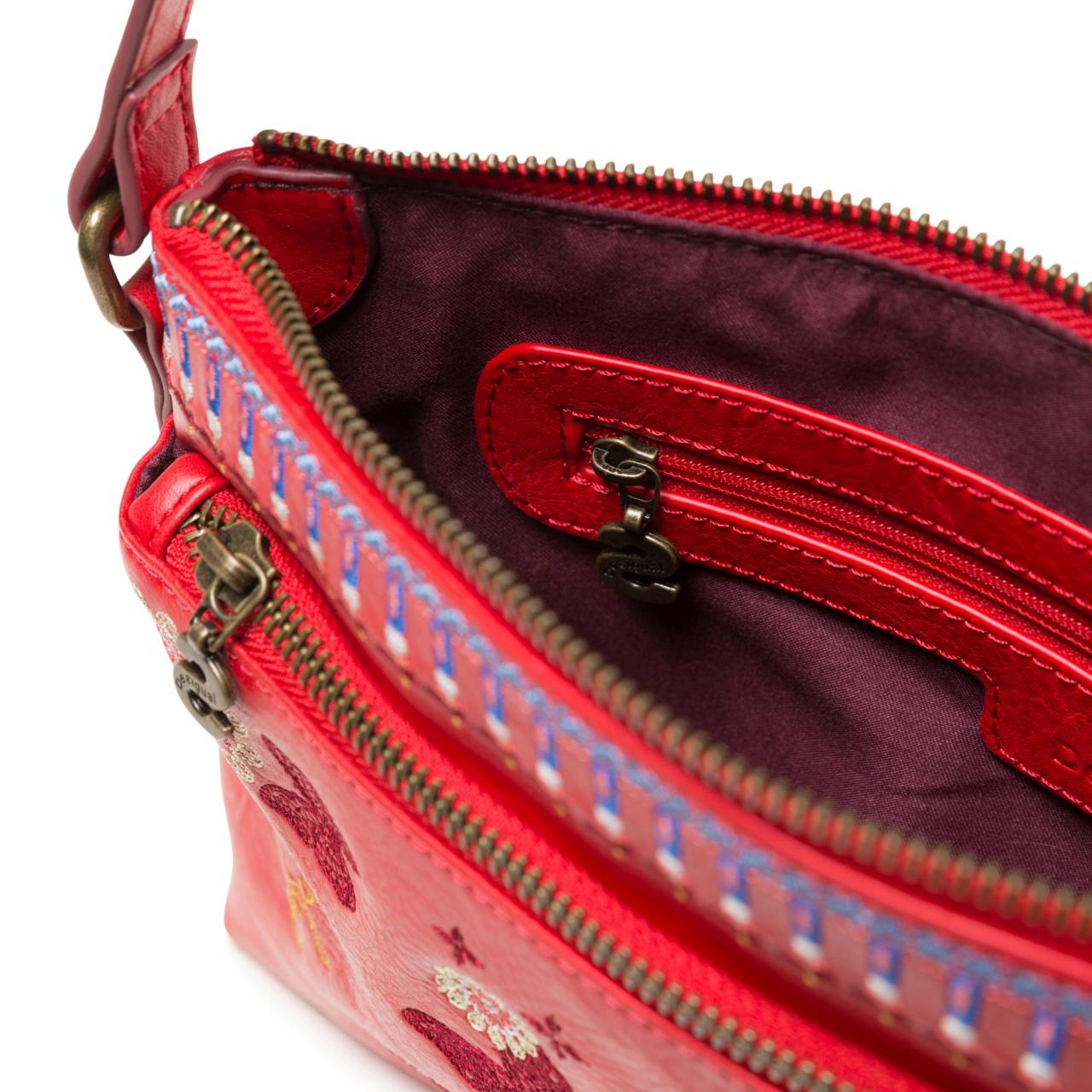 Geantă de damă Desigual Chandy Durban roșu