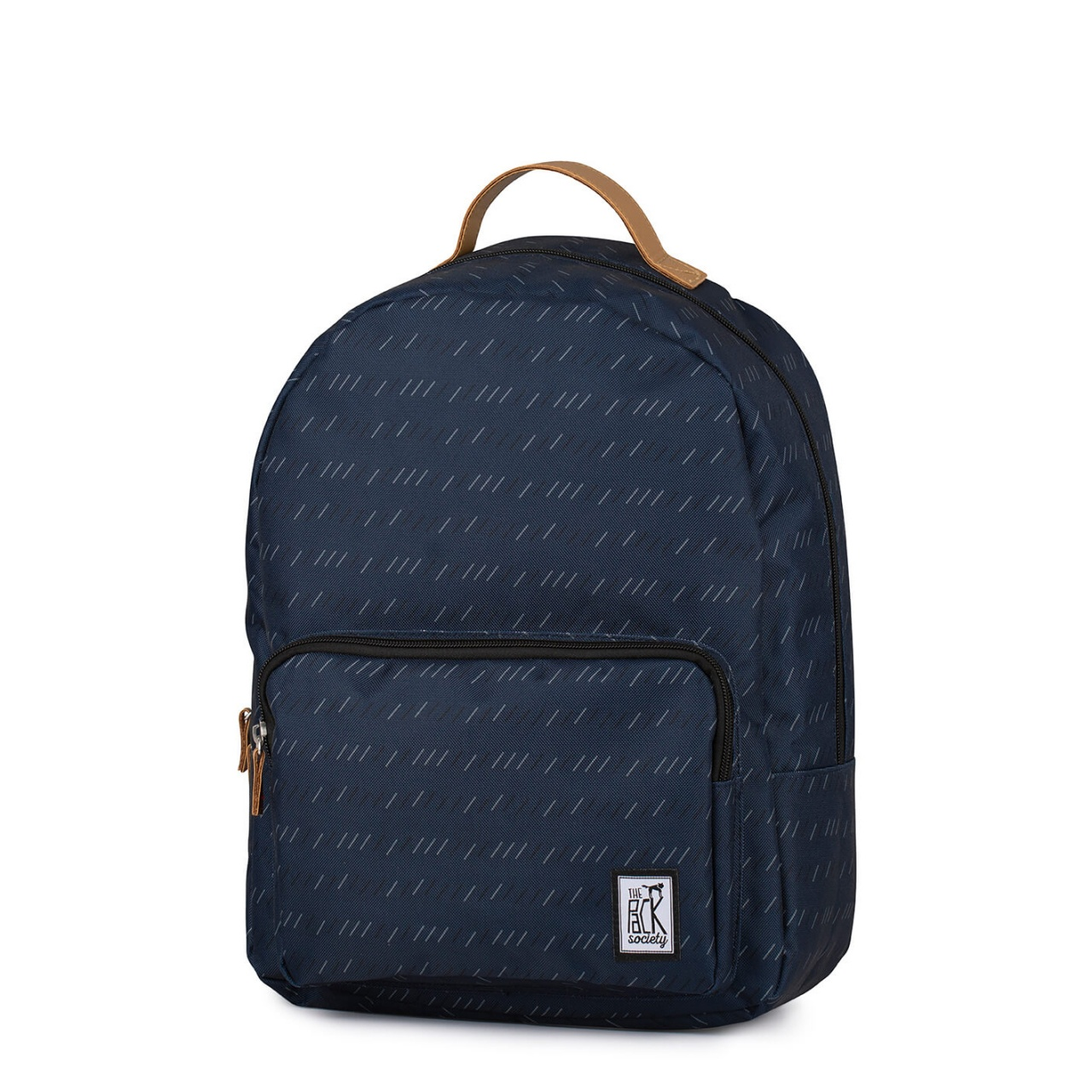 Rucsac clasic The Pack Society Dark Blue Stripe