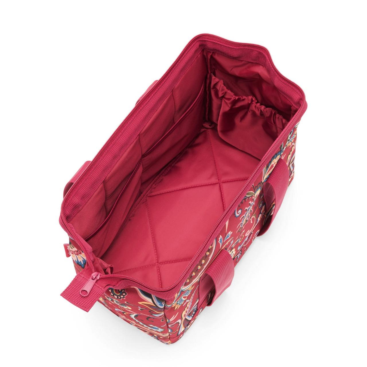 Geantă de voiaj Reisenthel Paisley Ruby S