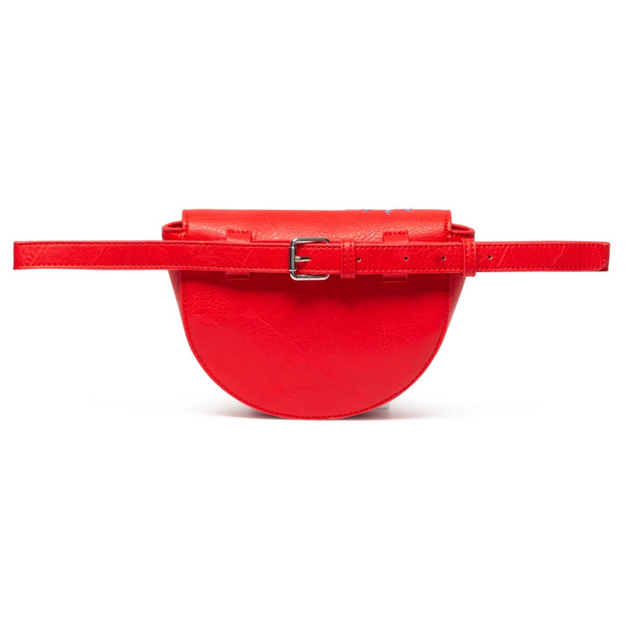 Borsetă Desigual Ada Nyon, roșu