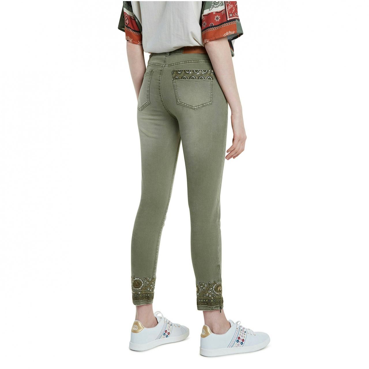Pantaloni Desigual Oneil :: 42