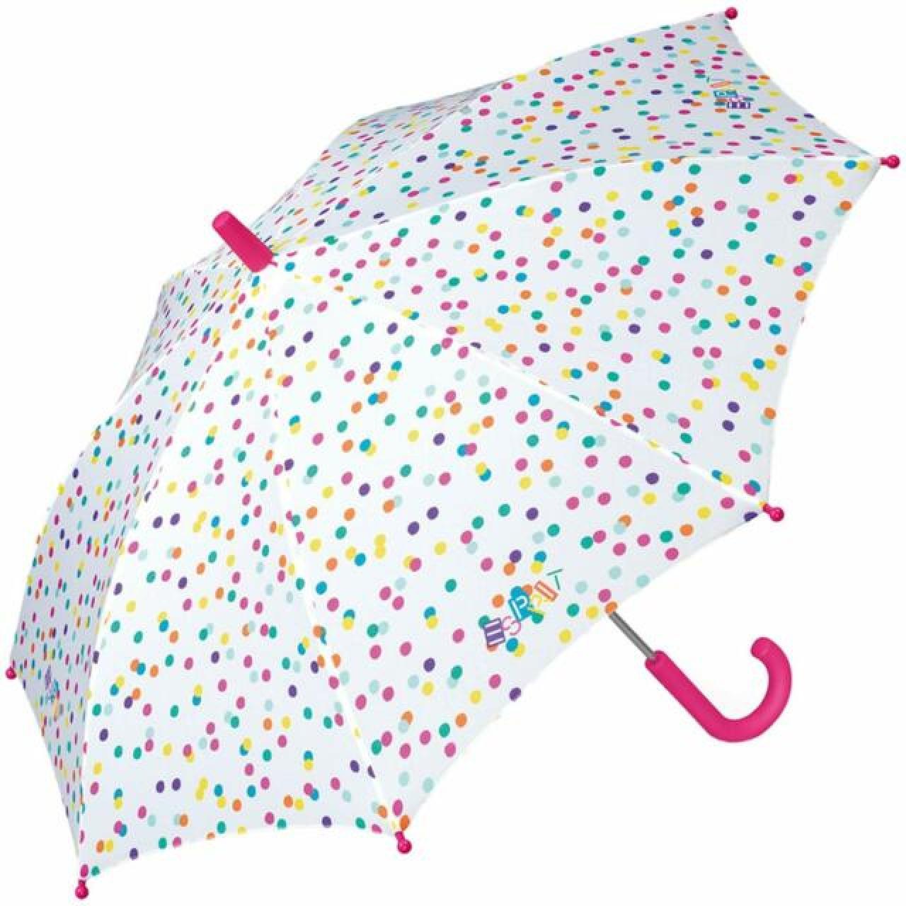 Umbrelă pentru copii Esprit Long Colored dots
