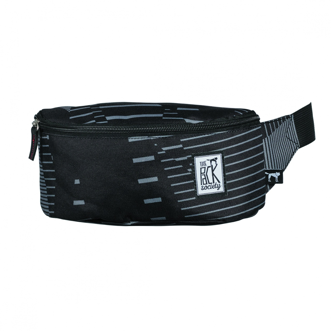 Borsetă The Pack Society Black Stripe