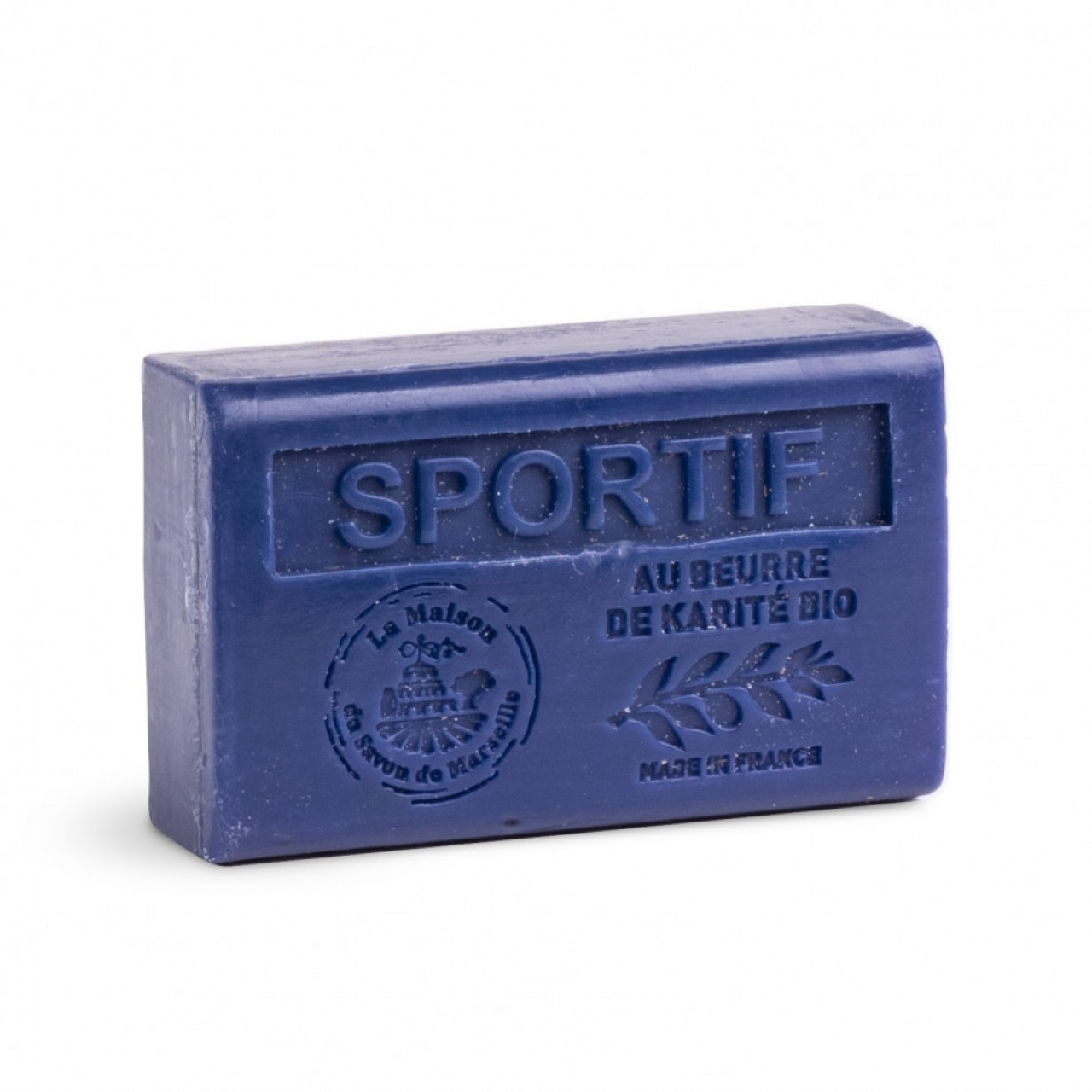 Săpun cu unt shea bio – Sportif, 125g
