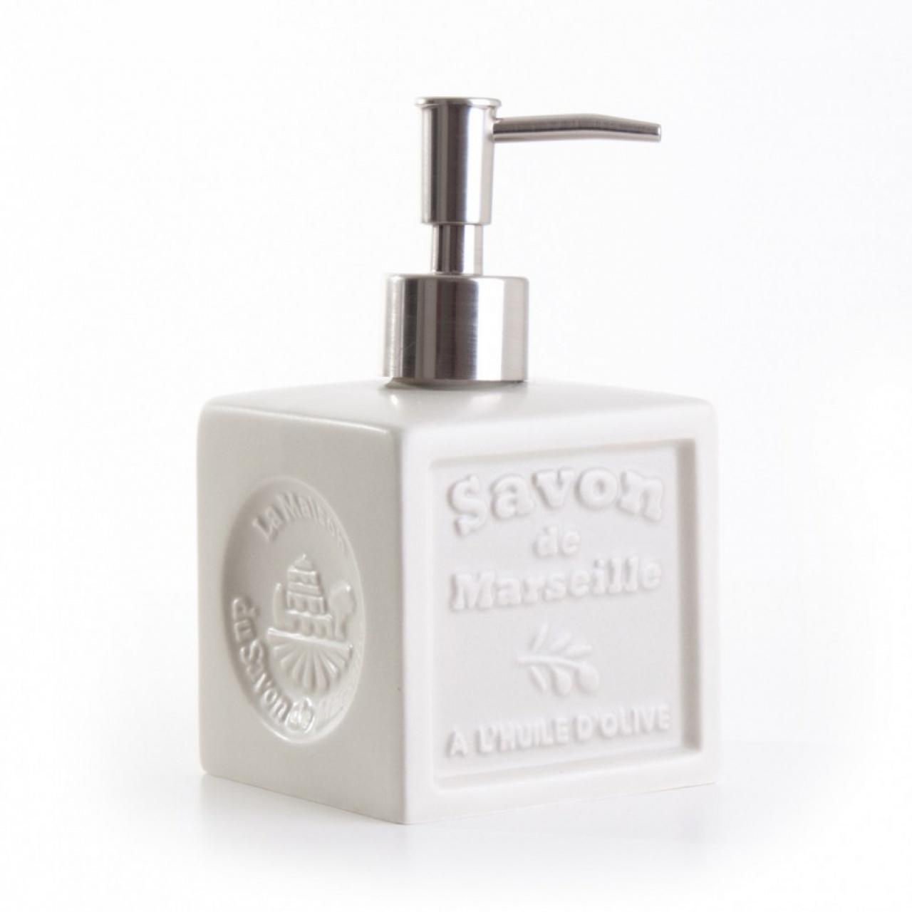 Distribuitor ceramic pentru săpun lichid – Ivory