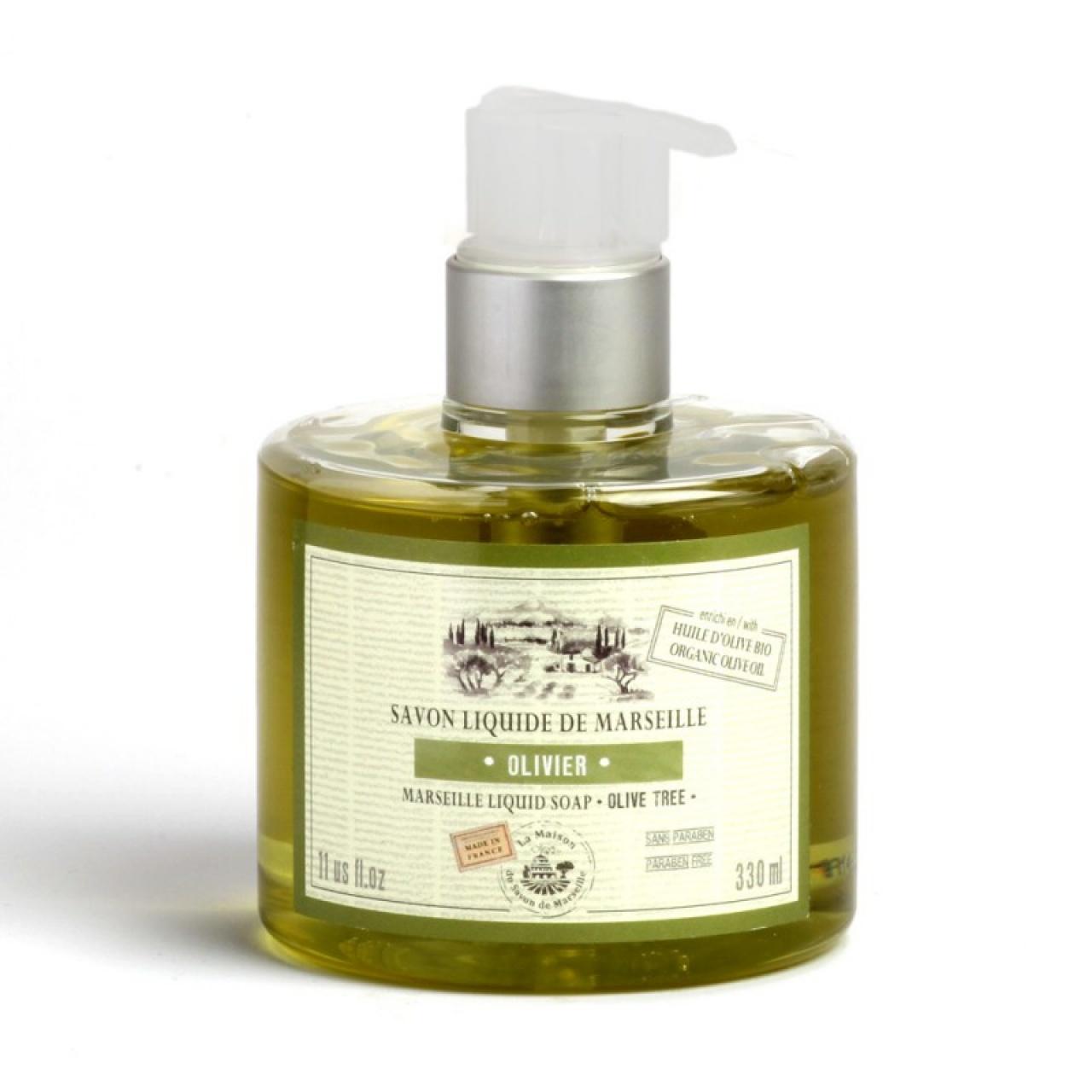 Săpun lichid de Marsilia – ulei de măsline, 330ml