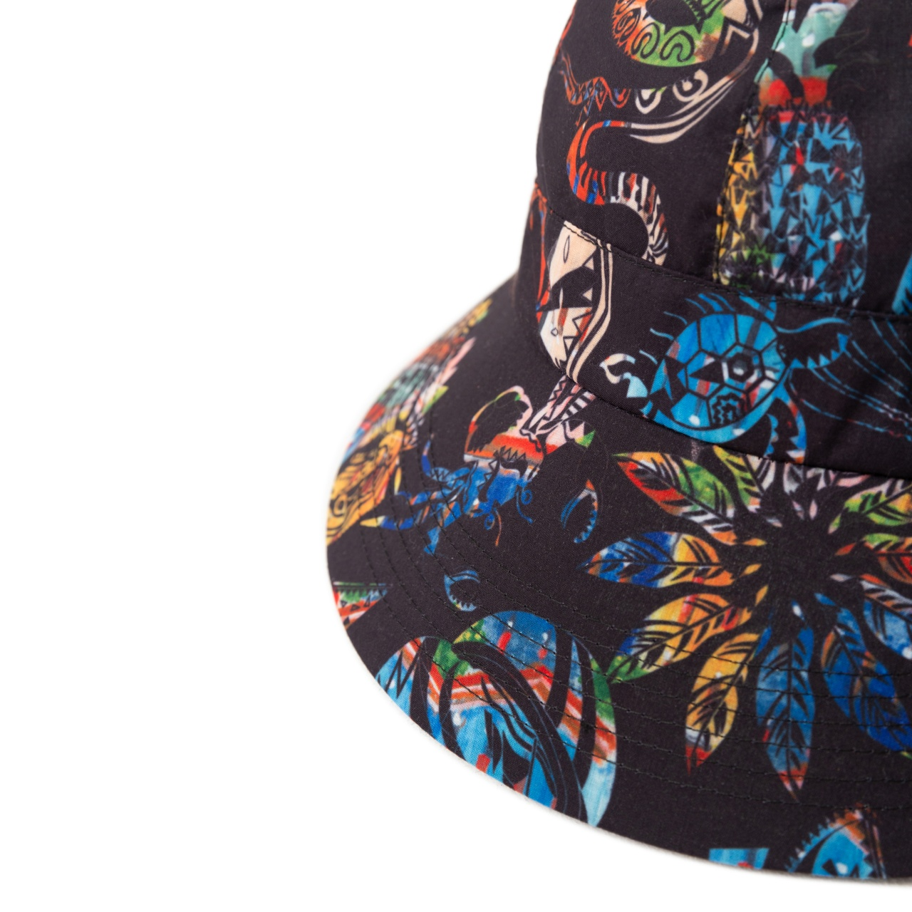 Pălărie Desigual Tropicuban Print