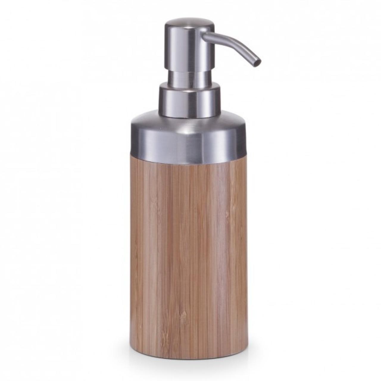 Dozator săpun lichid Zeller din bambus