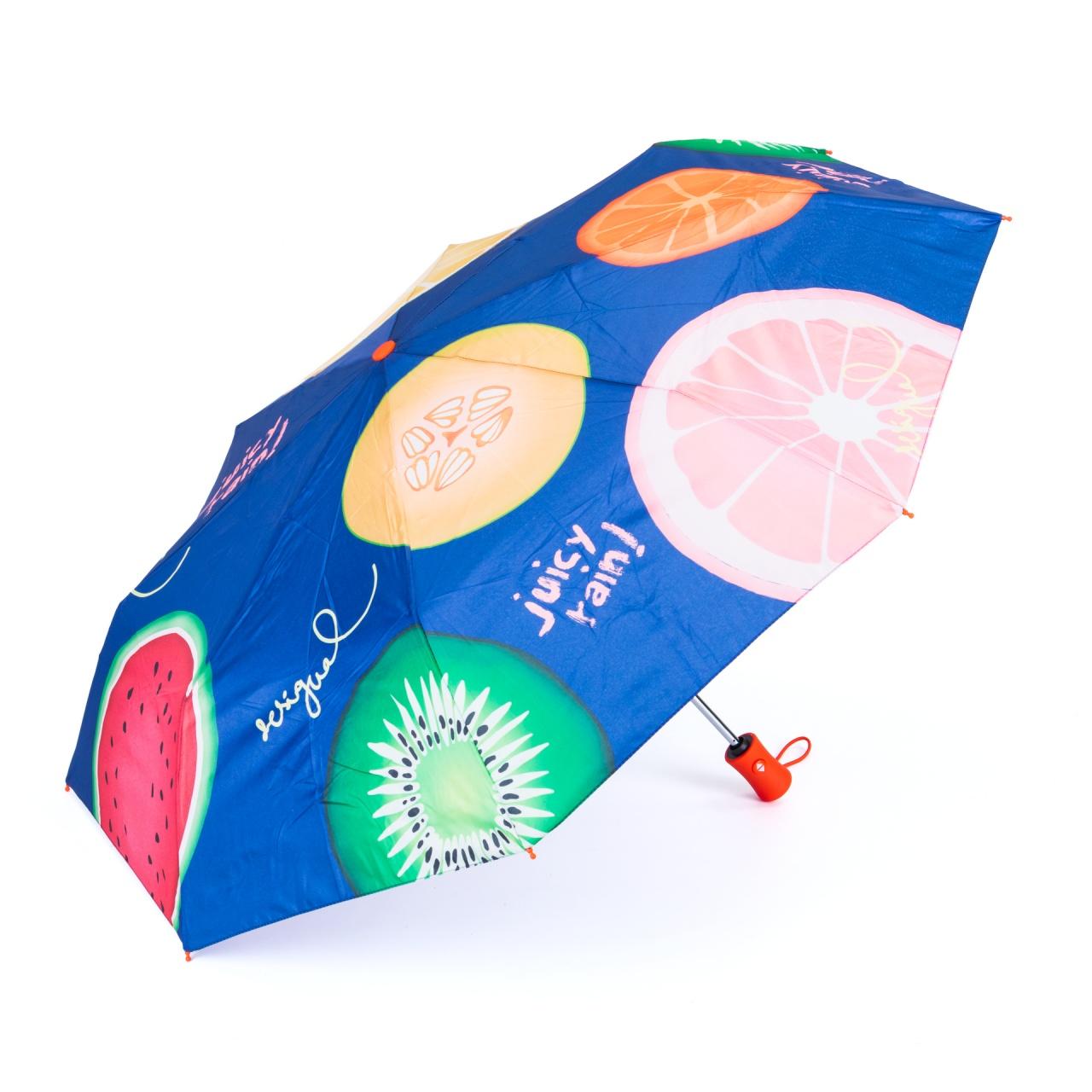 Umbrelă de damă Desigual Fruits