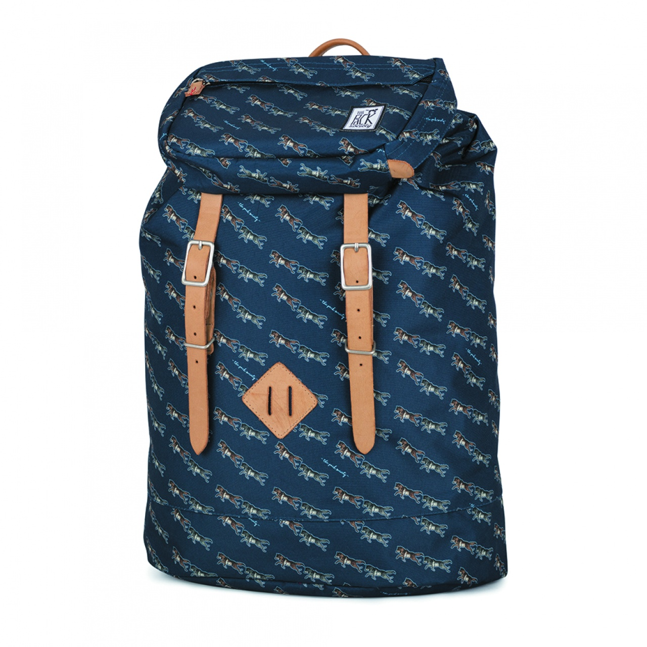 Rucsac mare The Pack Society Dark Blue Wolf