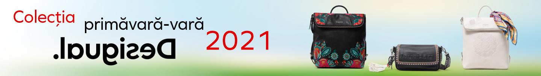 Colec?ia Desigual primavara-vara 2021