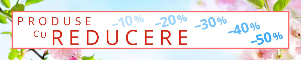 Reducere −20% −50%